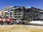 Van'daki Bombalı Saldırıdan İlk Kareler