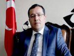 Siirt Baro Başkanı Acar tutuklandı