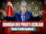 Cumhurbaşkanı Erdoğan: 'Şehir hastaneleri 14 yıllık hayalim'
