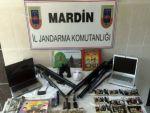 Kızıltepe'de terör operasyonu: 4 gözaltı