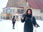 Kış turizminin parlayan yıldızı Ovacık'ta kayak sezonu açıldı