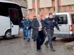 Mardin'de terör operasyonunda yakalanan 32 kişi adliyeye sevk edildi