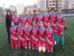 Siirt Kadınlar futbol takımında deplasman hazırlıkları