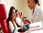 Bingöl Adliyesi'nden Kızılay'a Kan Bağışı