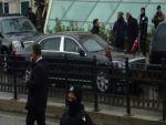 Erdoğan cuma namazını Marmara İlahiyat Camii'nde kıldı