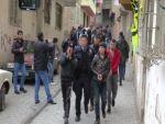 Şanlıurfa'da DEAŞ'a yönelik operasyon: 150 gözaltı