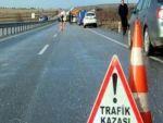 Mardin'de 2 polis trafik kazasında hayatını kaybetti