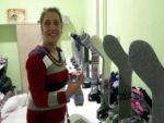 Ödünç dikiş makinesi hayatını değiştirdi