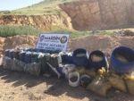 Mardin'de 500 kilogram patlayıcı ele geçirildi