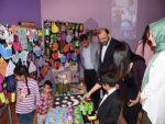 Nusaybin'de öğrencilere yıl sonu sergisi