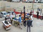 Baykan'da afet tatbikatı düzenlendi