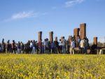 24 ülkeden 108 bilim adamı Ahlat'ı gezdi