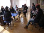 Rojava heyeti kadın kurumlarını ziyaret etti