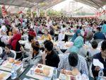 CHP'den bin 200 kişiye iftar yemeği