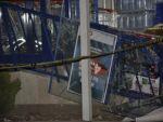 Diyarbakır'da markete EYP'li saldırı