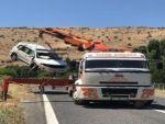 Nusaybin'de trafik kazaları: 11 yaralı