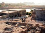 Cizre'de arkeolojik kazı