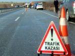 Mardin'de zincirleme trafik kazası: 12 yaralı