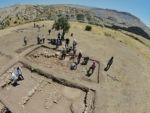 Boncuklu Tarla'da arkeolojik kazı çalışması