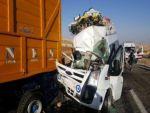 Siirt'te trafik kazası: 14 yaralı