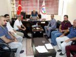 Nusaybin'de esnaf, elektrik kesintileri için imza kampanyası başlattı