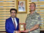 2'inci Ordu Komutanı Korgeneral Temel, Vali Güzeloğlu'nu ziyaret etti