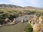 Hasankeyf'teki kültürel miras bir bir taşınıyor