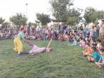 Türk ve Suriyeli çocuklar birlikte eğlendi
