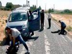 Kaçak sigara satan polislere operasyon