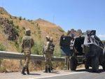 Şırnak'ta üs bölgesine saldırı