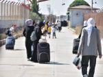 Sığınmacıların ülkelerine gidişleri sürüyor