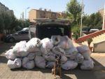 Diyarbakır'da 442 kilo esrar ele geçirildi