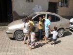 Otomobilde havasızlıktan ölen Murat, gözyaşlarıyla uğurlandı