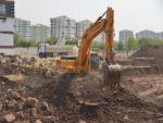 Kardeşlik Parkı'nın inşasına başlandı