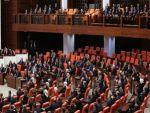 Meclis, olağanüstü toplandı