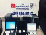 Nusaybin'de yasa dışı bahis operasyonu