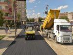 Huzurevleri 2'inci Sokak asfaltlandı