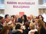 Kılıçdaroğlu kadın muhtarlarla buluştu: Ben bunun sözünü size veriyorum