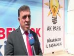 AK Parti İl başkanlığı için başvuralar sürüyor