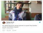 Türkan Elçi'den Nuriye Gülmen tweeti