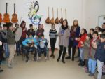 Solin'li Çocuklar Sümerpark Engelsiz Yaşam  Merkezini gezdi