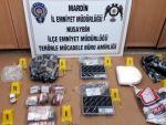 Nusaybin'de 2 tutuklama, 1'i güvenlik korucusu