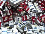Mardin'de 35 bin 500 paket kaçak sigara ele geçirildi