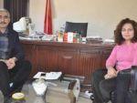 Derik Belediyesi eski Eş Başkanı Çetinkaya tahliye edildi