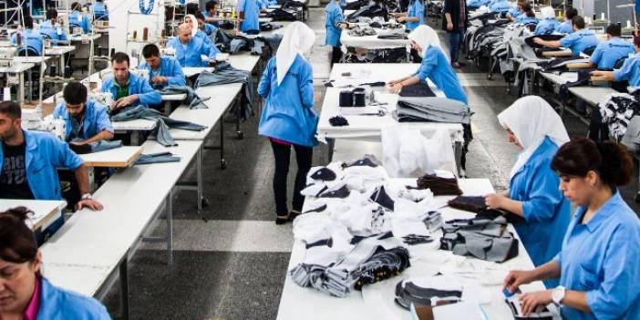 Güneydoğu'dan tekstil ihracatı 2,5 milyar dolara yaklaştı