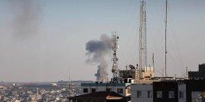 İsrail'den, Gazze'deki 'gözetleme kulesi'ne hava saldırısı