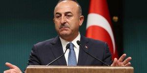 Çavuşoğlu: İran'daki gösterilere iki kişi destek veriyor