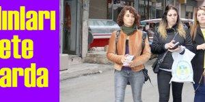 Bağlar'ın kadınları taciz ve şiddete karşı sokaklarda