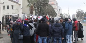 500 Suriyeli genç'ten harekât dilekçesi