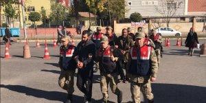 Şanlıurfa'da 23 kişiye tutuklama